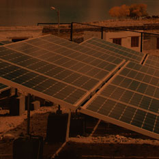 Instalation of microgrids in remote areas by Tata Power Solar ensures access to green power.