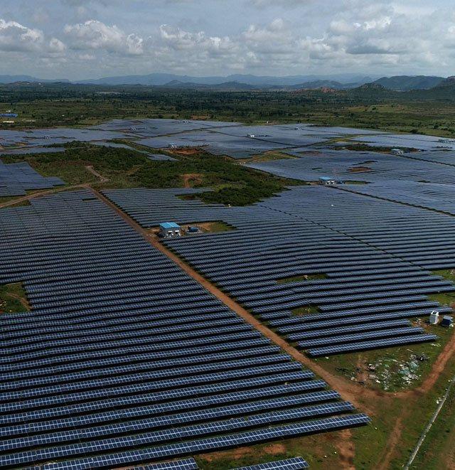 100 MW - NTPC Anantapur, Andhra Pradesh