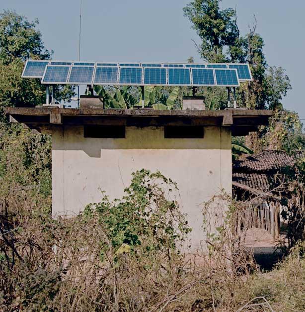 100+ Solar Microgrids - CREDA, Chhattisgarh, India, set up by Tata Power Solar