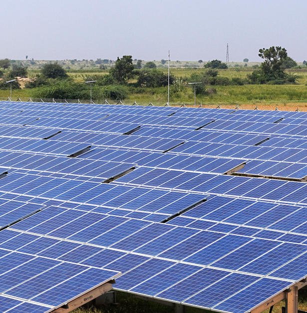 10 MW Solar Power Plant - Jindal Aluminum Limited by Tata Power Solar