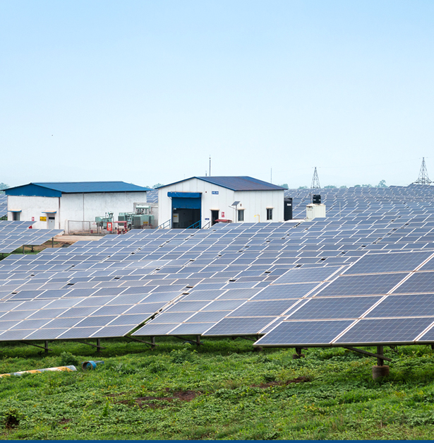 3 MW Solar Power Plant – Noamundi, Jharkhand, 1st Solar PV Power Plant in the iron ore mine in India by Tata Power Solar