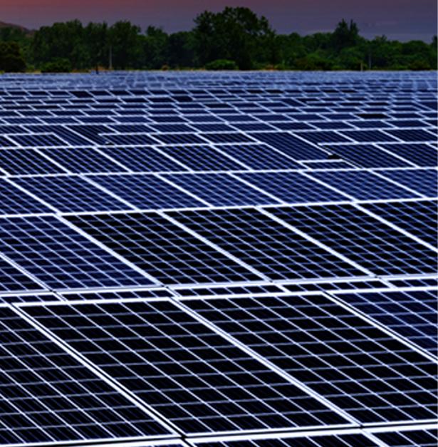 3 MW Solar Power Plant - Andhra Sugars by Tata Power Solar
