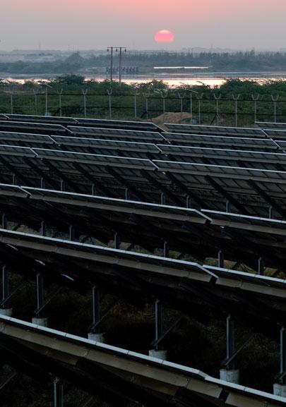 17 MW - Tata Power, Mithapur, Gujarat, a landmark project by Tata Power Solar.