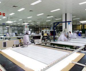 Manufacturing Unit of Tata Power Solar
