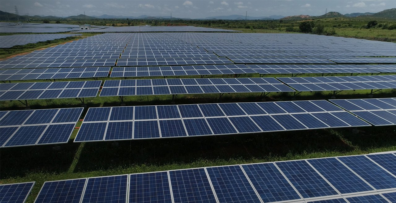 Tata Power Solar By Electronic Projects Electrical Ntpc Anantapur Indias Largest Dcr Project