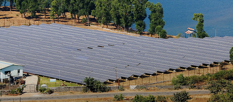 Tata Power Solar provide green energy power solutions for your business.