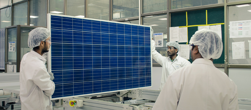 Optimal plant performance in the expert hands of Tata Power Solar