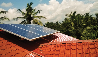 Tata Power Solar Rooftop Panel For Home Price In India