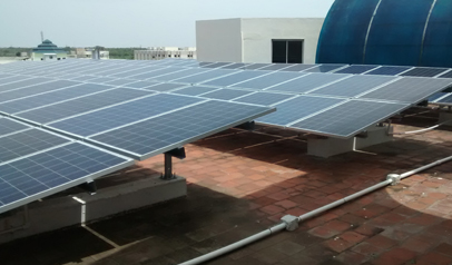 Tata Power Solar Rooftop Panel For Institution