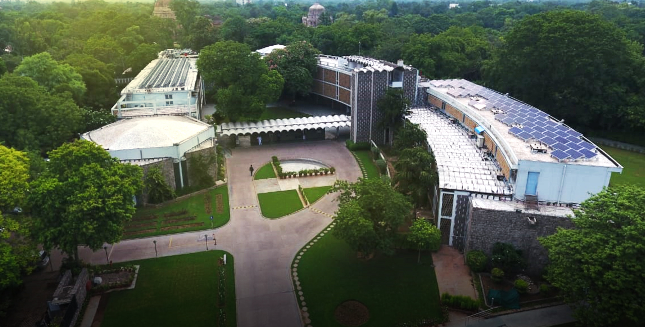 Tata Power Solar commissioned 70kW solar rooftop installation at India International Centre, New Delhi